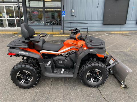 2021 CFMOTO CForce 600 Touring in Bellingham, Washington - Photo 3
