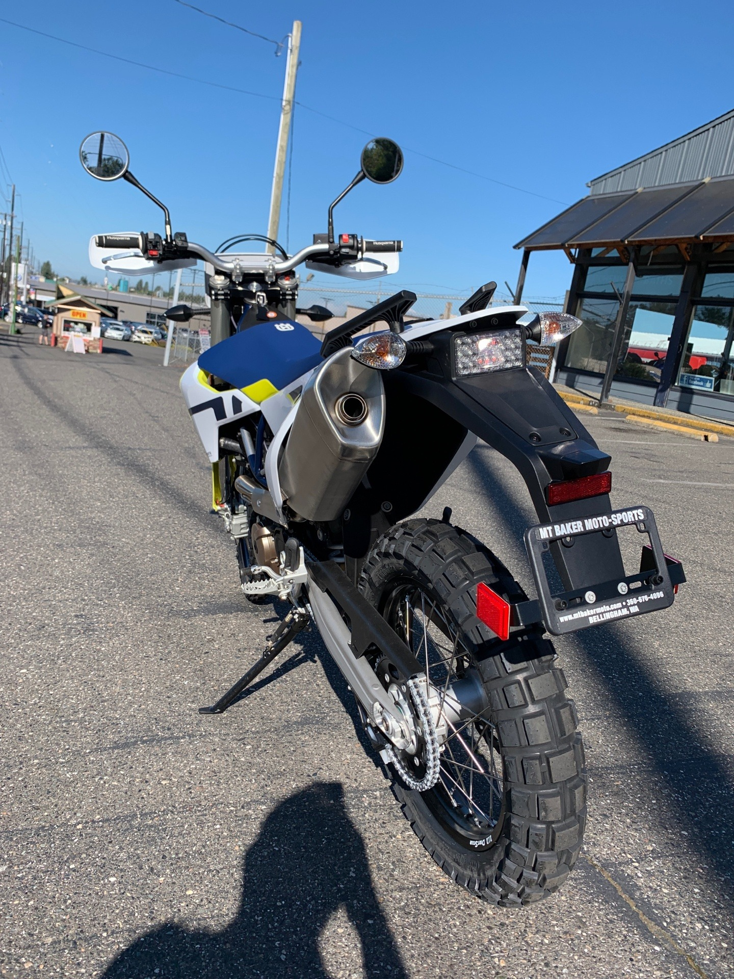 2020 Husqvarna 701 Enduro in Bellingham, Washington - Photo 4