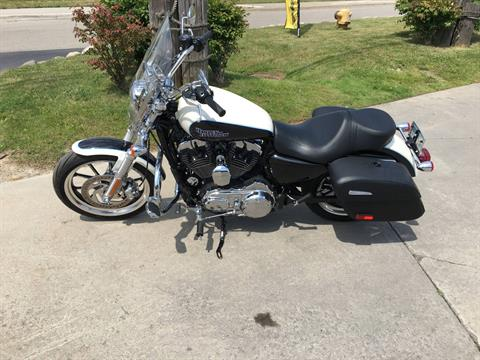 2014 Harley-Davidson SuperLow® 1200T in Clinton Township, Michigan
