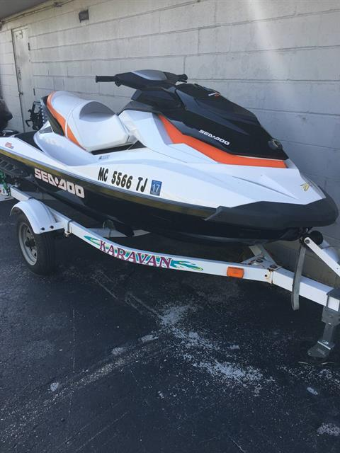 2011 Sea-Doo GTI™ 130 in Clinton Township, Michigan