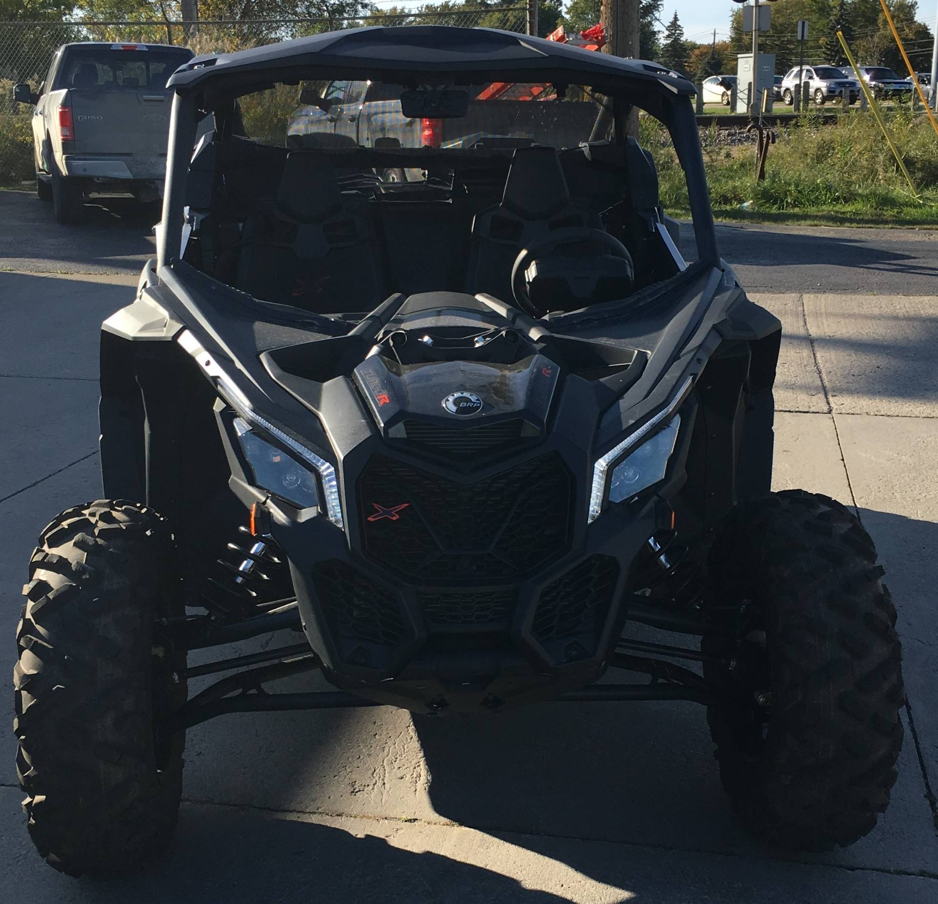 New 2017 Can-Am Maverick X3 X Ds DPS Utility Vehicles In