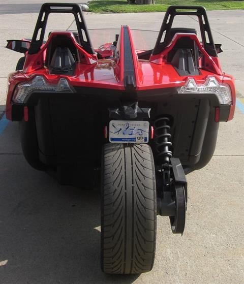 2015 Polaris SLINGSHOT SL in Clinton Township, Michigan