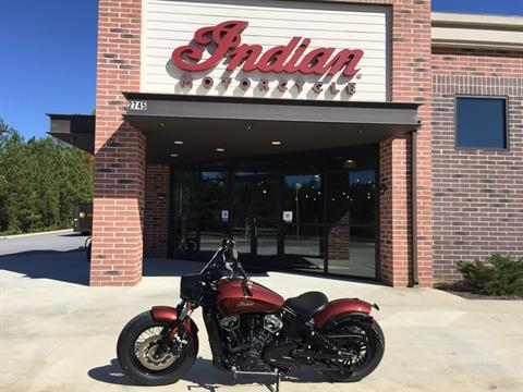 2020 Indian Scout® Bobber Twenty ABS in Buford, Georgia