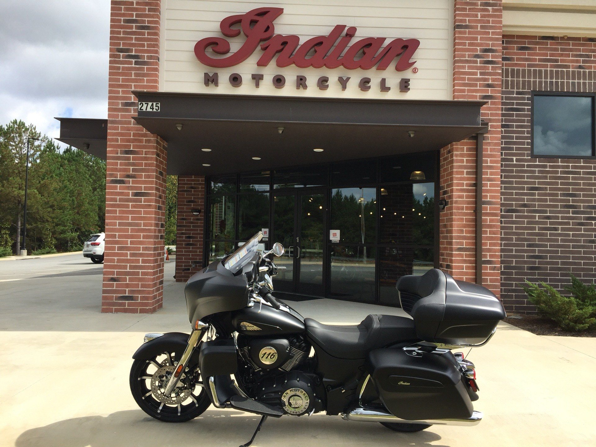 2020 Indian Roadmaster® Dark Horse® in Buford, Georgia - Photo 1