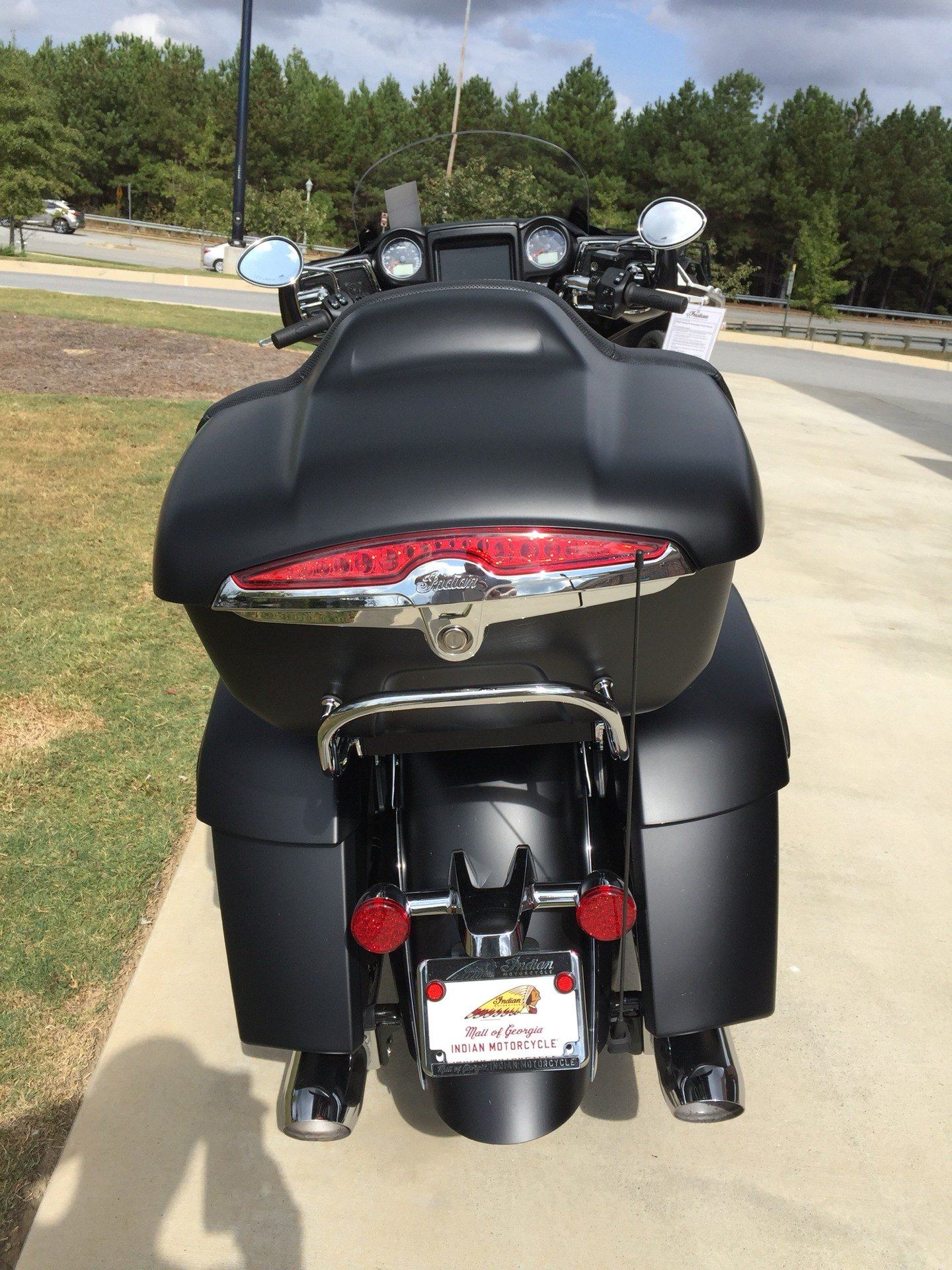 2020 Indian Roadmaster® Dark Horse® in Buford, Georgia - Photo 3