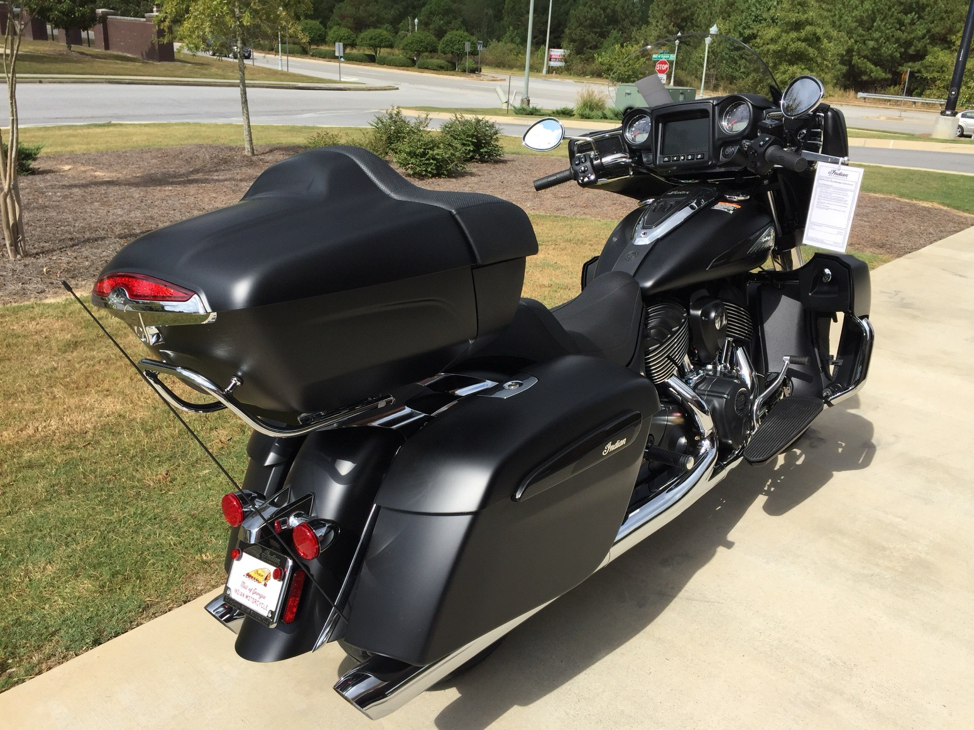 2020 Indian Roadmaster® Dark Horse® in Buford, Georgia - Photo 4