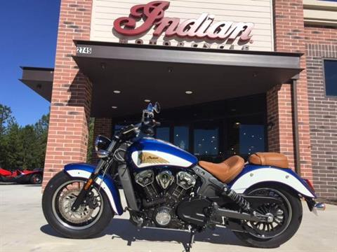 2018 Indian Scout® ABS in Buford, Georgia