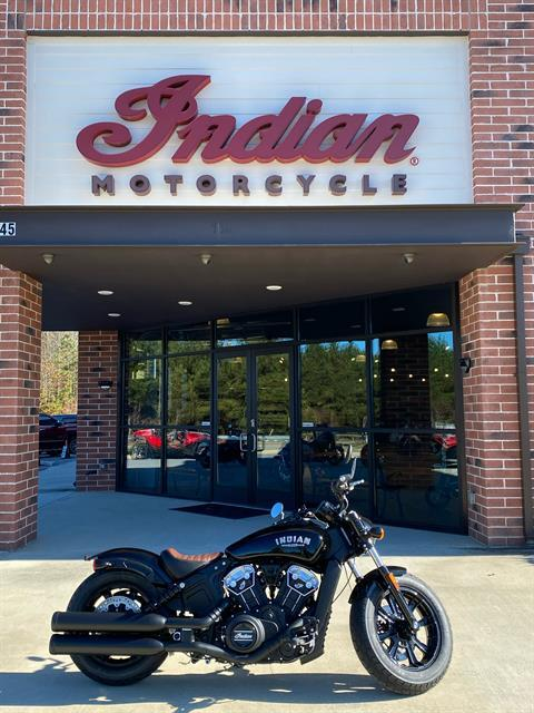 2021 Indian Scout® Bobber in Buford, Georgia - Photo 1