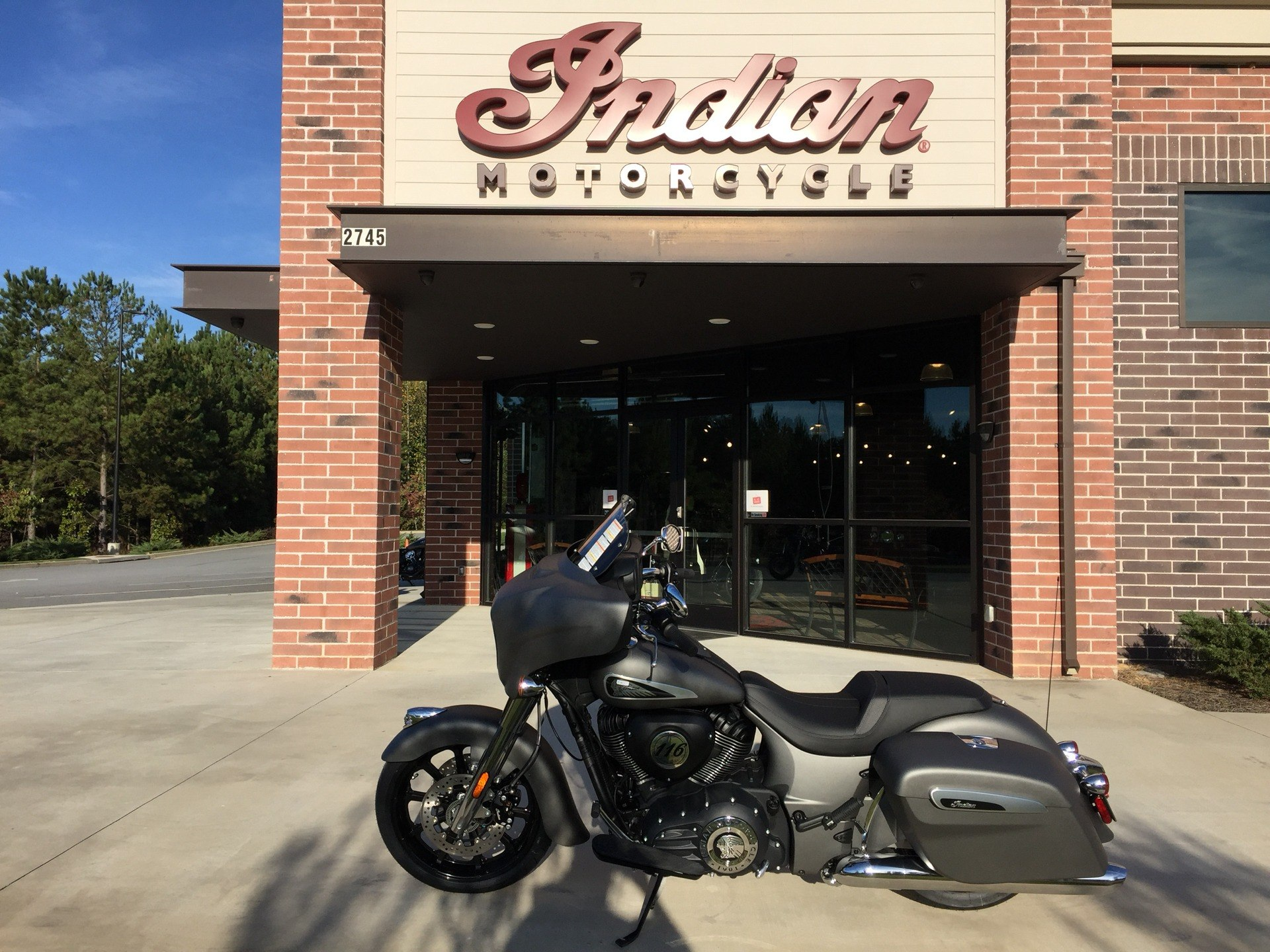 2020 Indian Chieftain® in Buford, Georgia - Photo 1