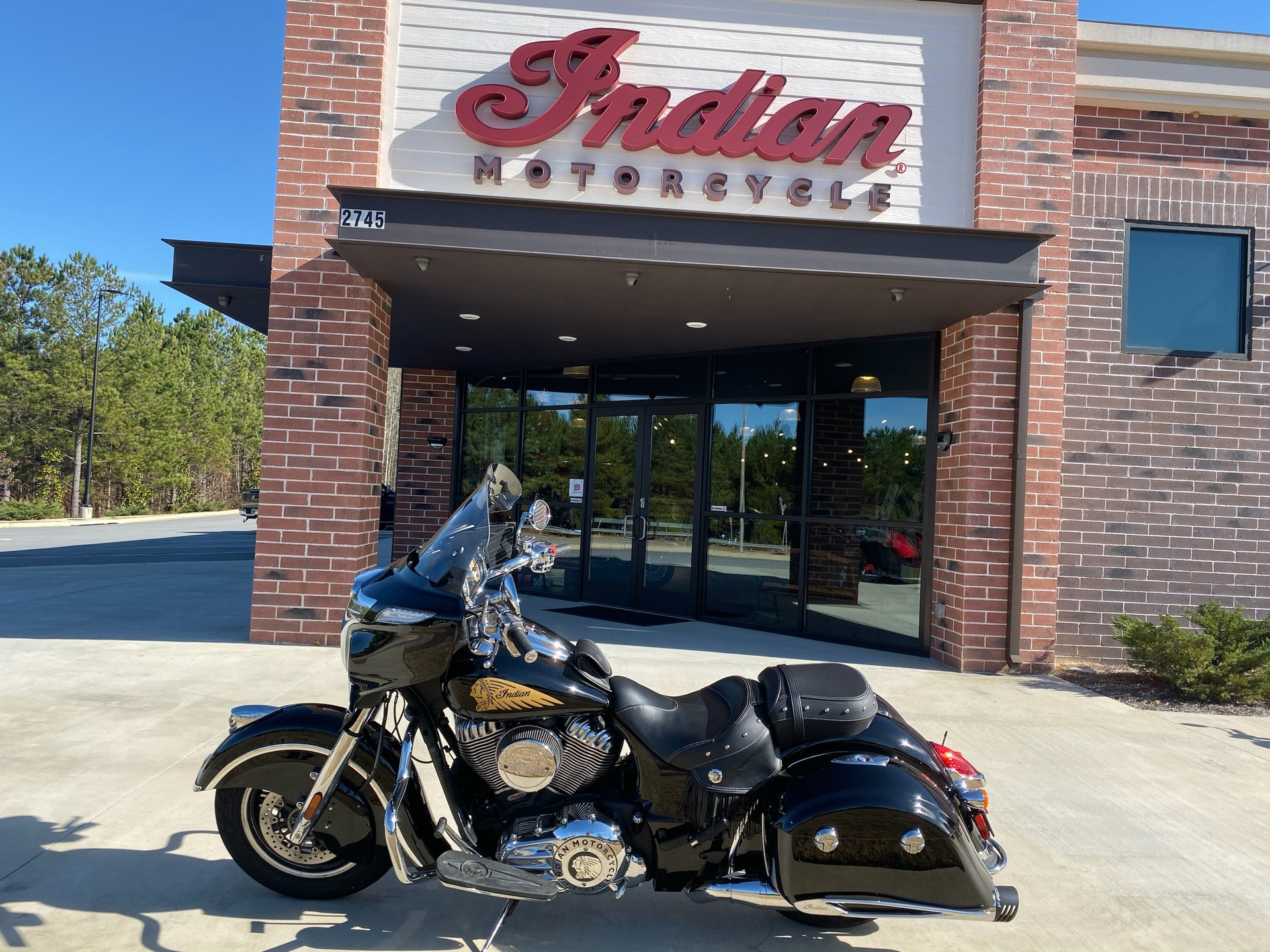 2014 Indian Chieftain™ in Buford, Georgia - Photo 1