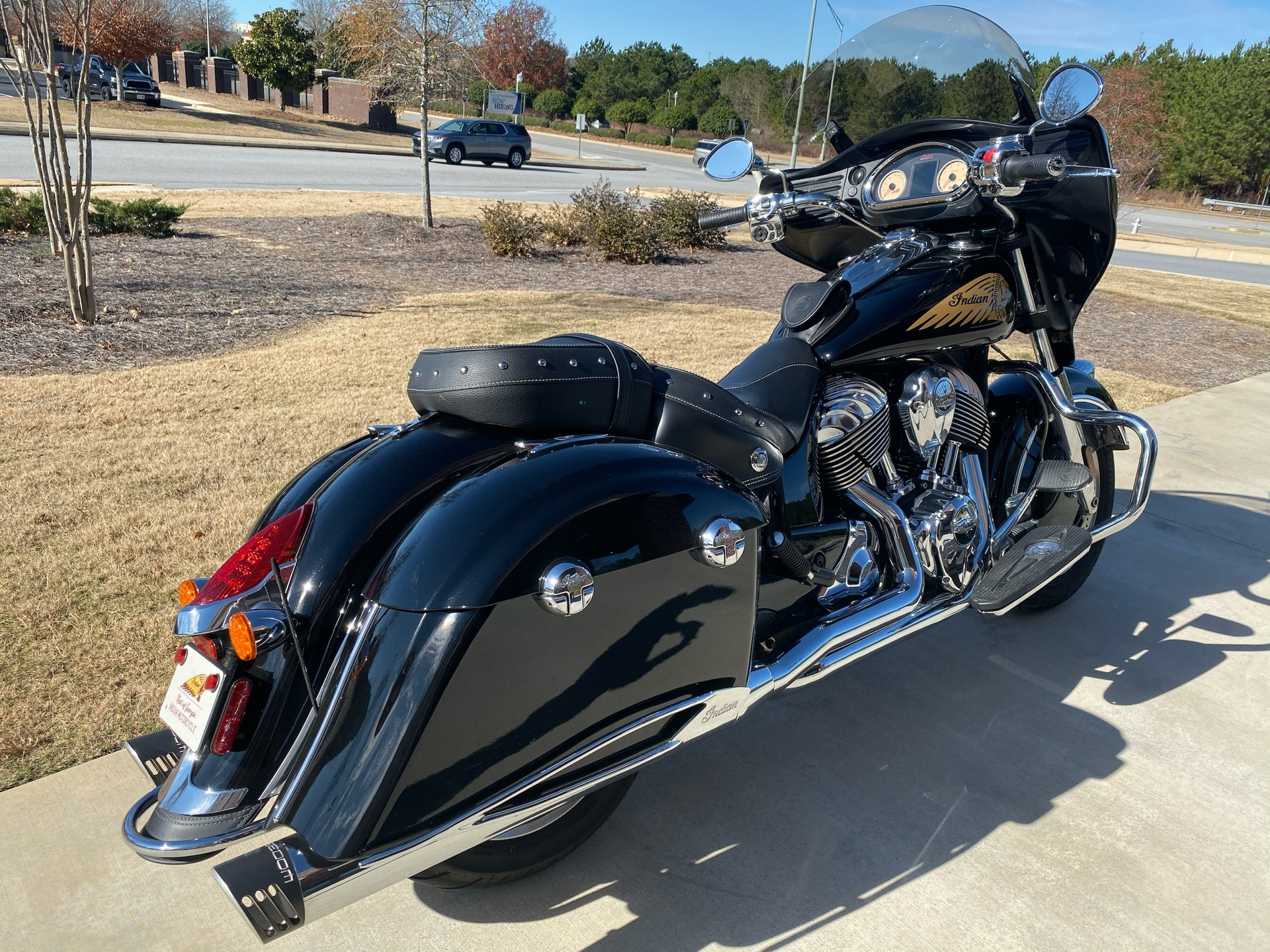 2014 Indian Chieftain™ in Buford, Georgia - Photo 4