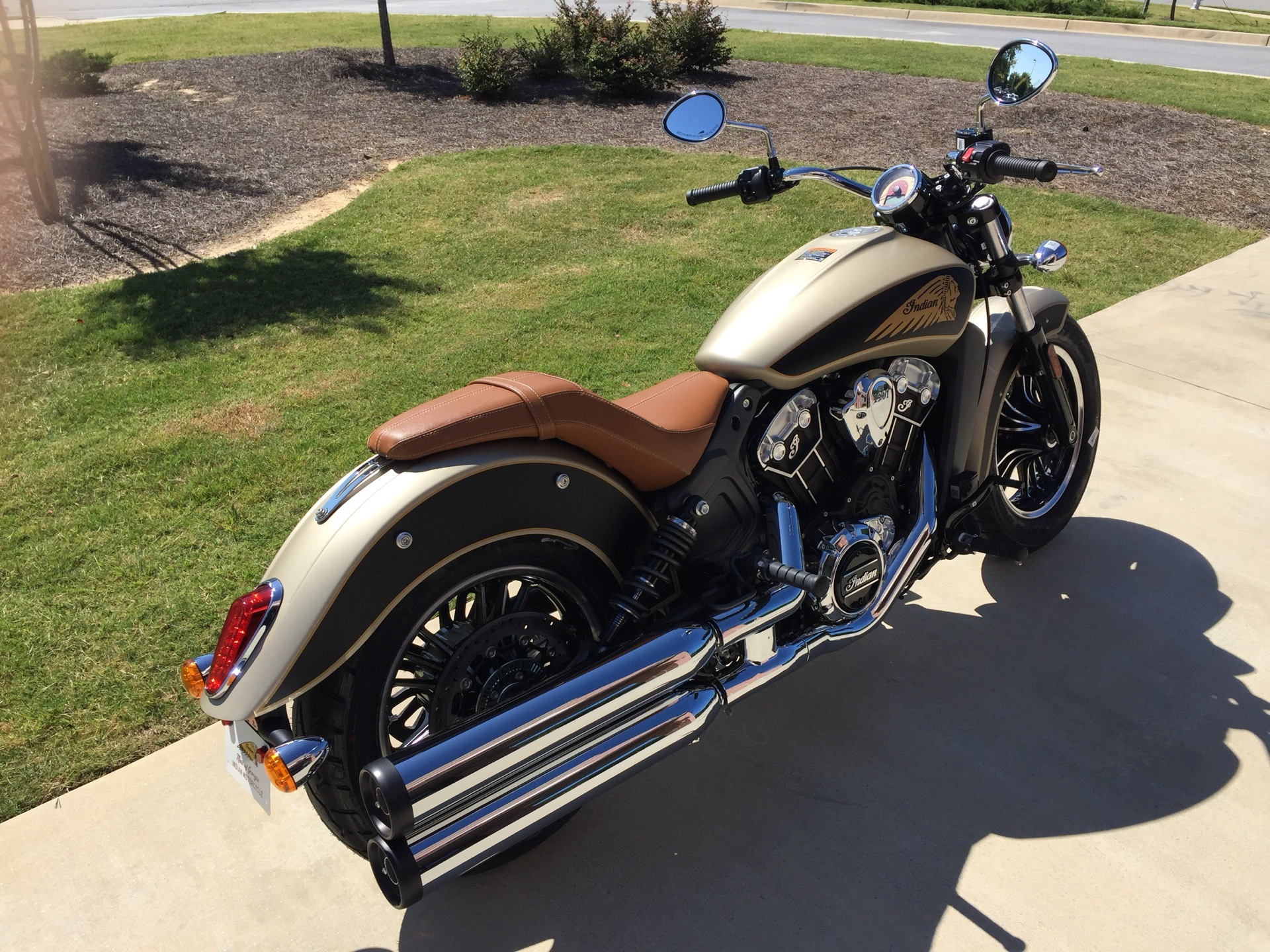 2020 Indian Scout® ABS Icon Series in Buford, Georgia - Photo 3