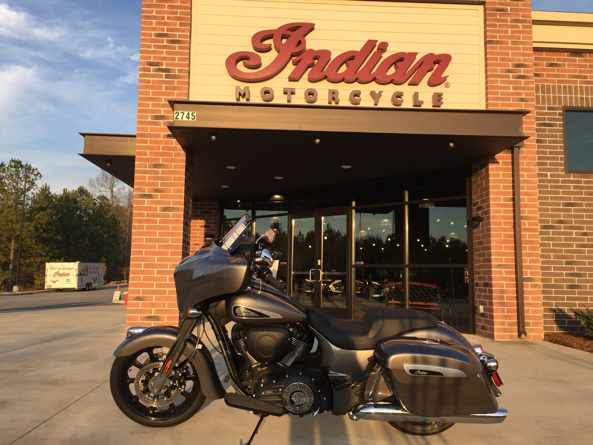 2019 Indian Chieftain® ABS in Buford, Georgia - Photo 1