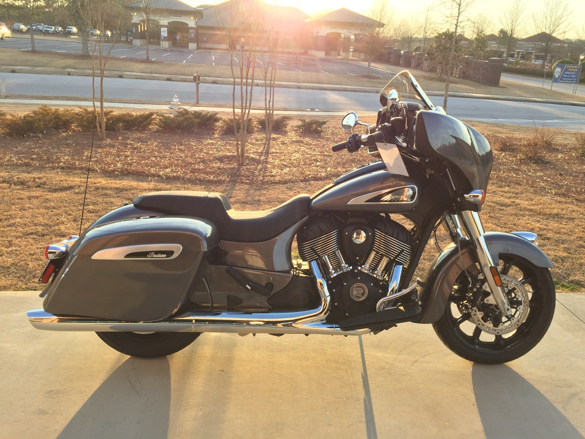 2019 Indian Chieftain® ABS in Buford, Georgia - Photo 7