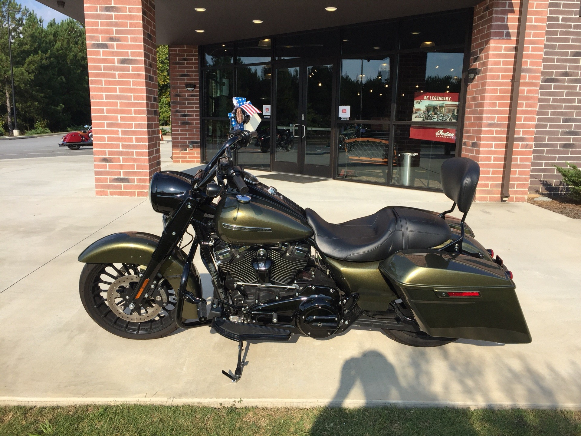 2017 Harley-Davidson Road King® Special in Buford, Georgia - Photo 1