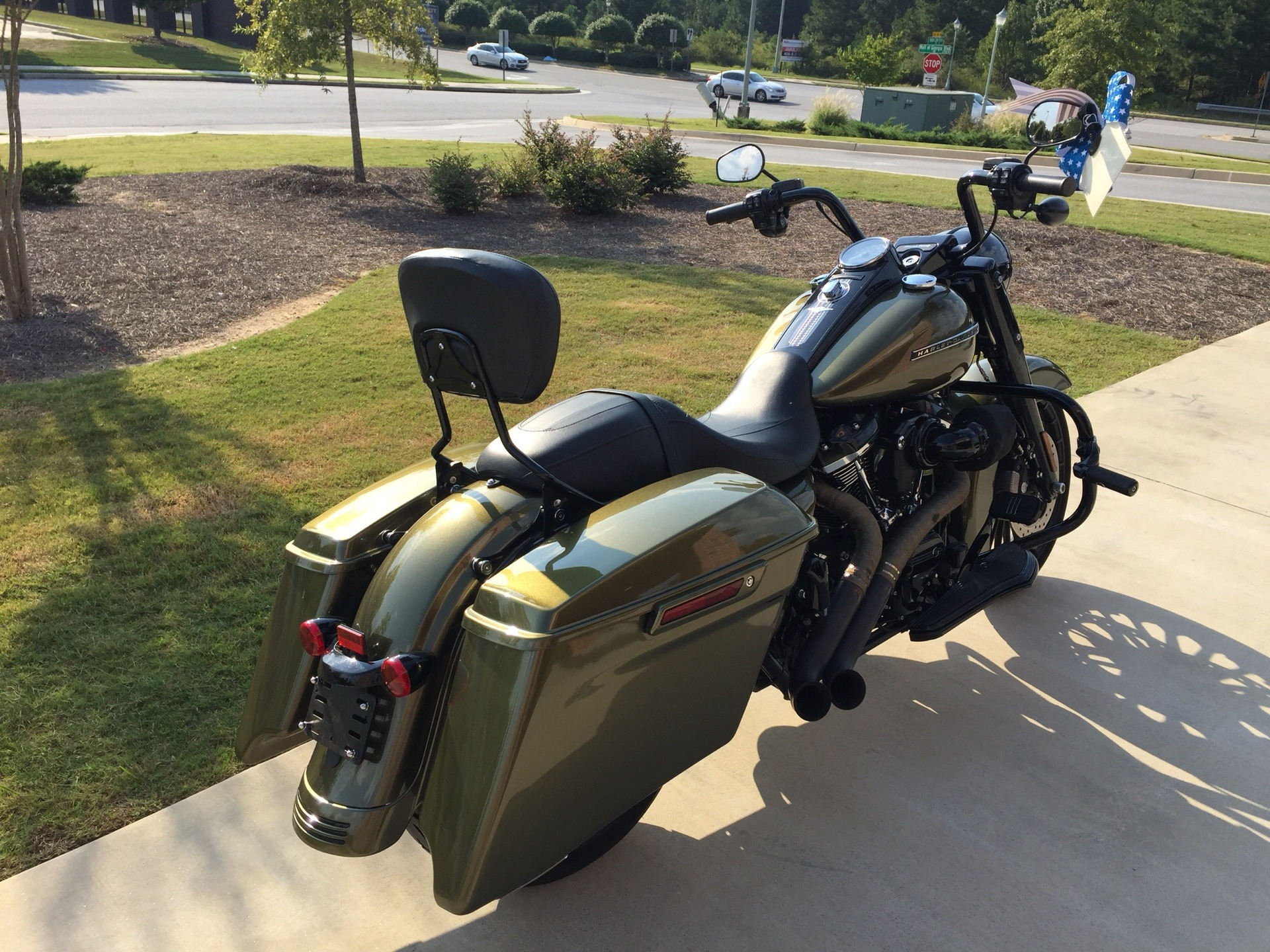 2017 Harley-Davidson Road King® Special in Buford, Georgia - Photo 4