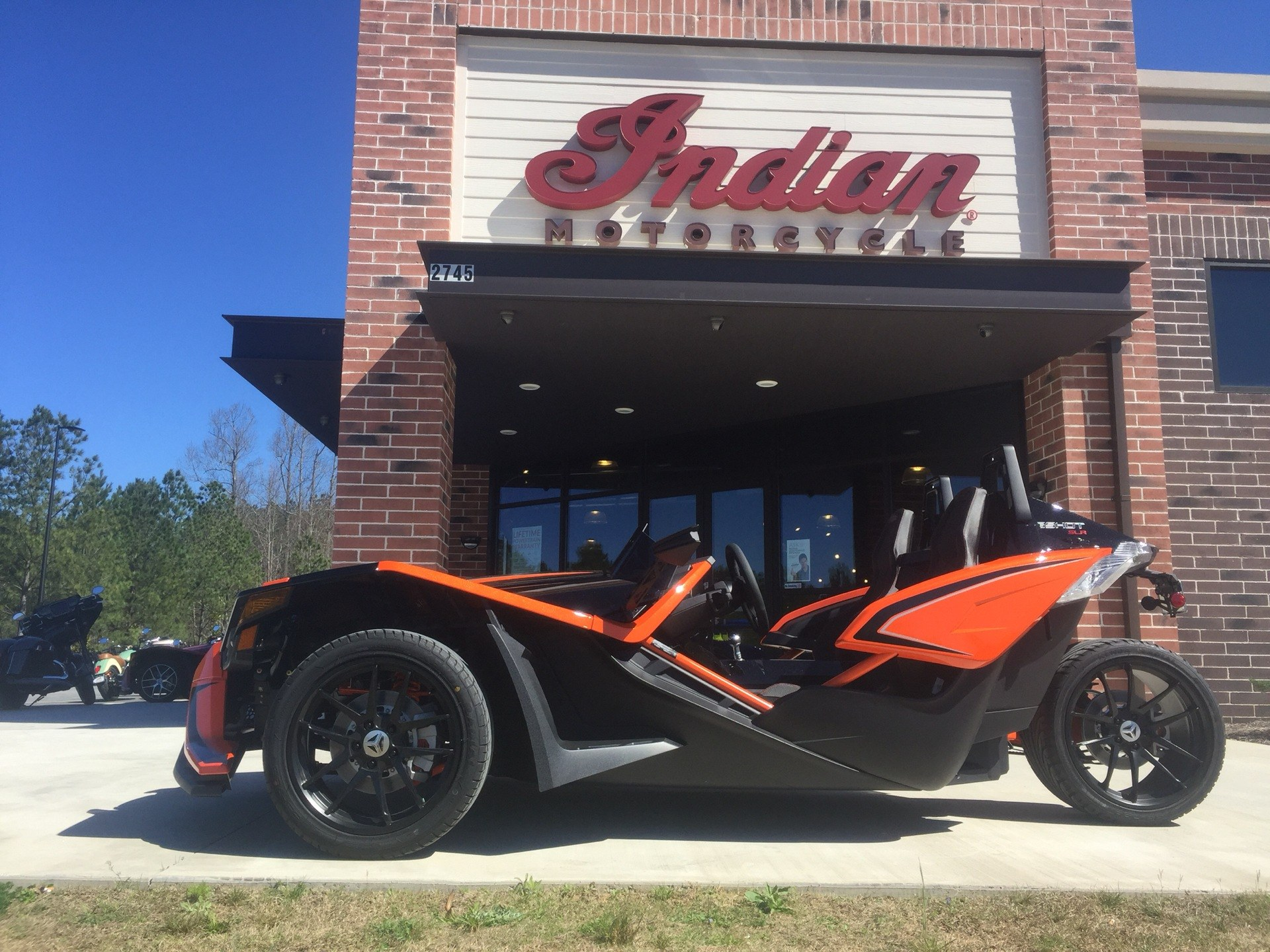2019 Slingshot Slingshot SLR in Buford, Georgia - Photo 1
