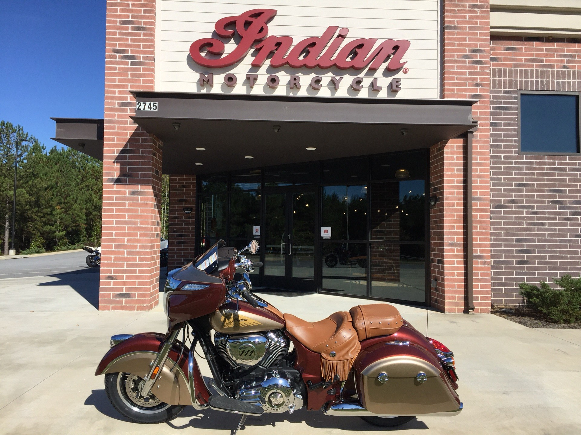 2020 Indian Chieftain® Classic Icon Series in Buford, Georgia - Photo 1