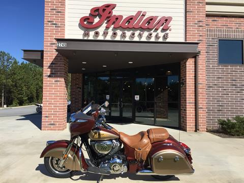 2020 Indian Chieftain® Classic Icon Series in Buford, Georgia