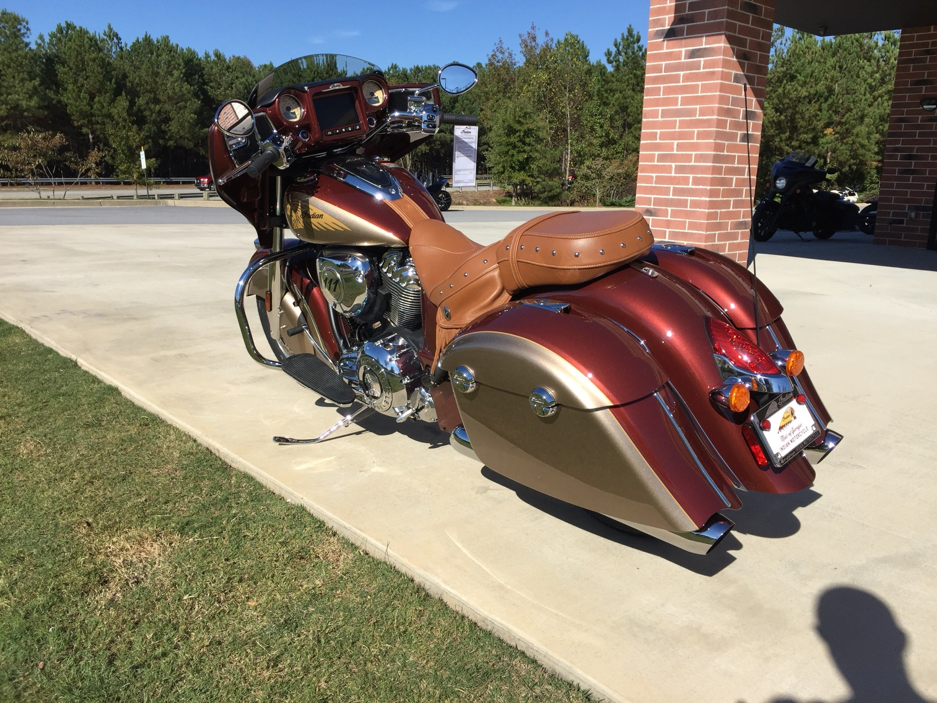 2020 Indian Chieftain® Classic Icon Series in Buford, Georgia - Photo 2