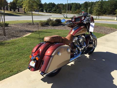 2020 Indian Chieftain® Classic Icon Series in Buford, Georgia - Photo 4