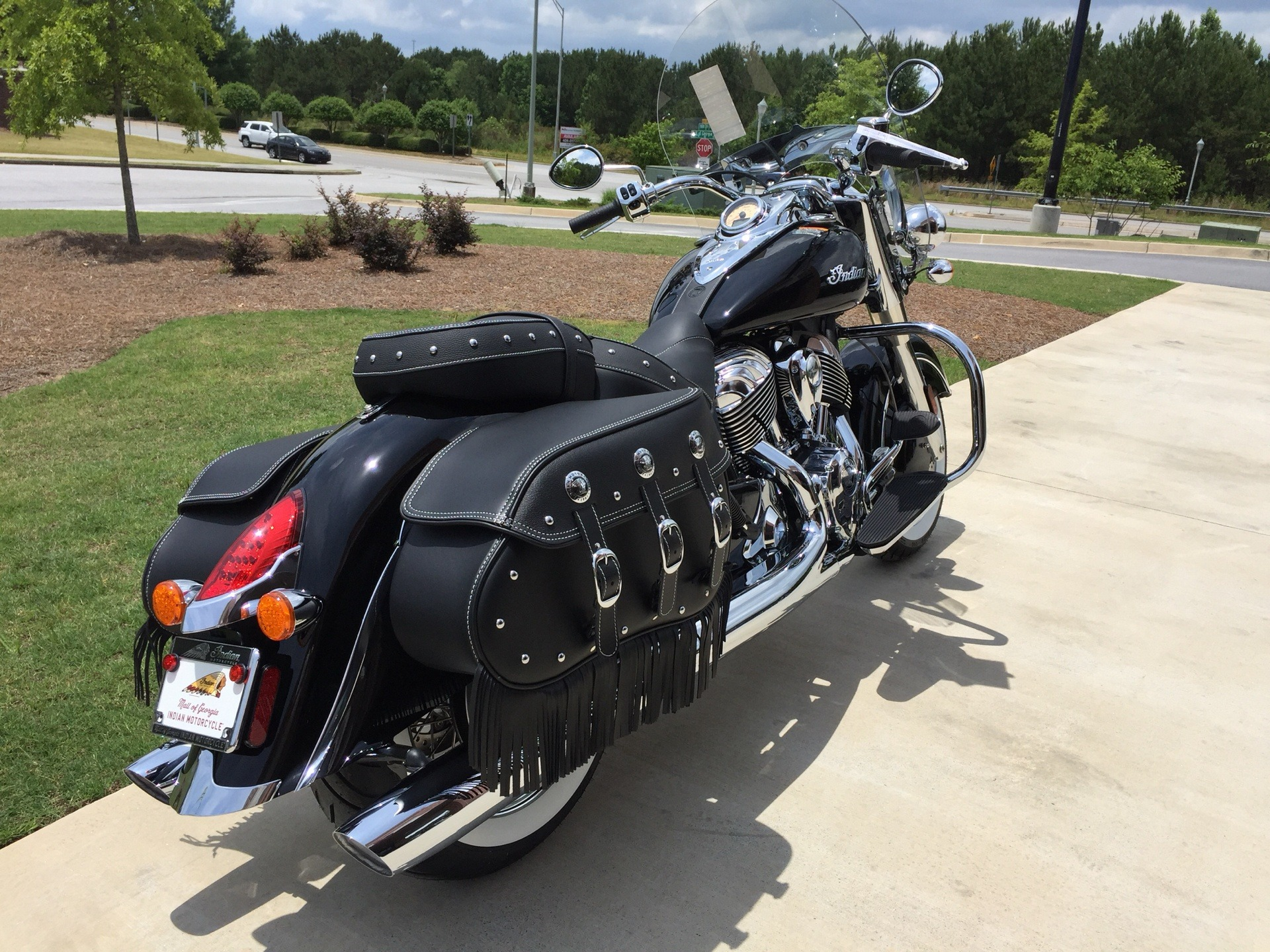 2019 Indian Chief® Vintage ABS in Buford, Georgia - Photo 4