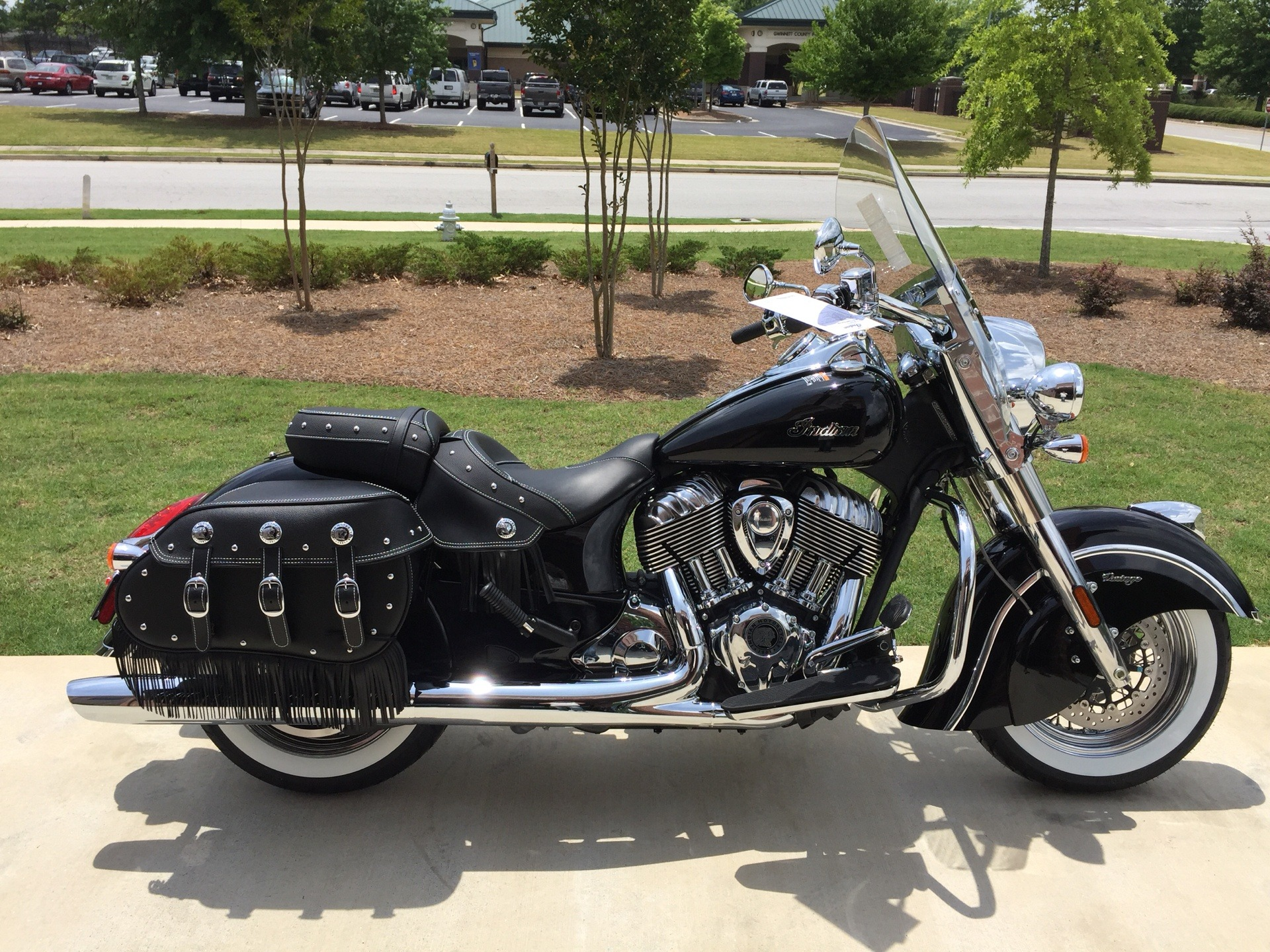 2019 Indian Chief® Vintage ABS in Buford, Georgia - Photo 5