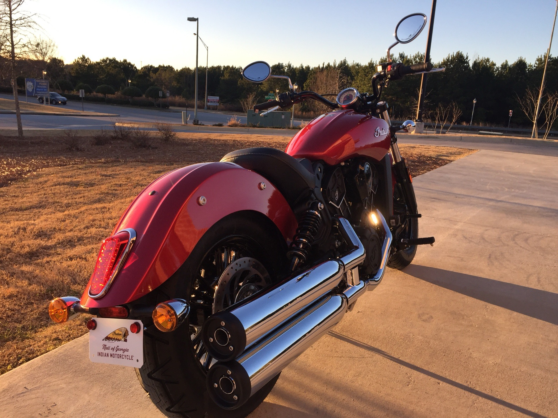 2019 Indian Scout® Sixty ABS in Buford, Georgia - Photo 4