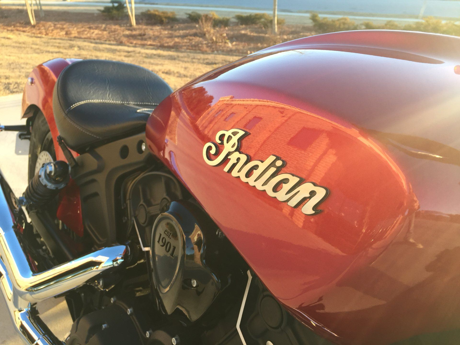 2019 Indian Scout® Sixty ABS in Buford, Georgia - Photo 8