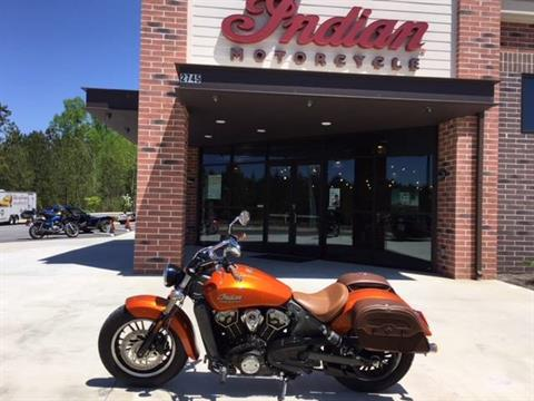 2017 Indian Scout® ABS Icon Series in Buford, Georgia