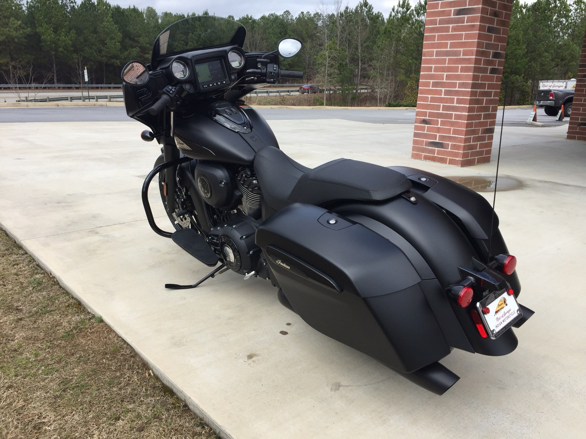 2019 Indian Chieftain Dark Horse® ABS in Buford, Georgia - Photo 2