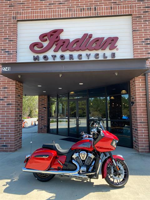 2021 Indian Challenger® Limited in Buford, Georgia