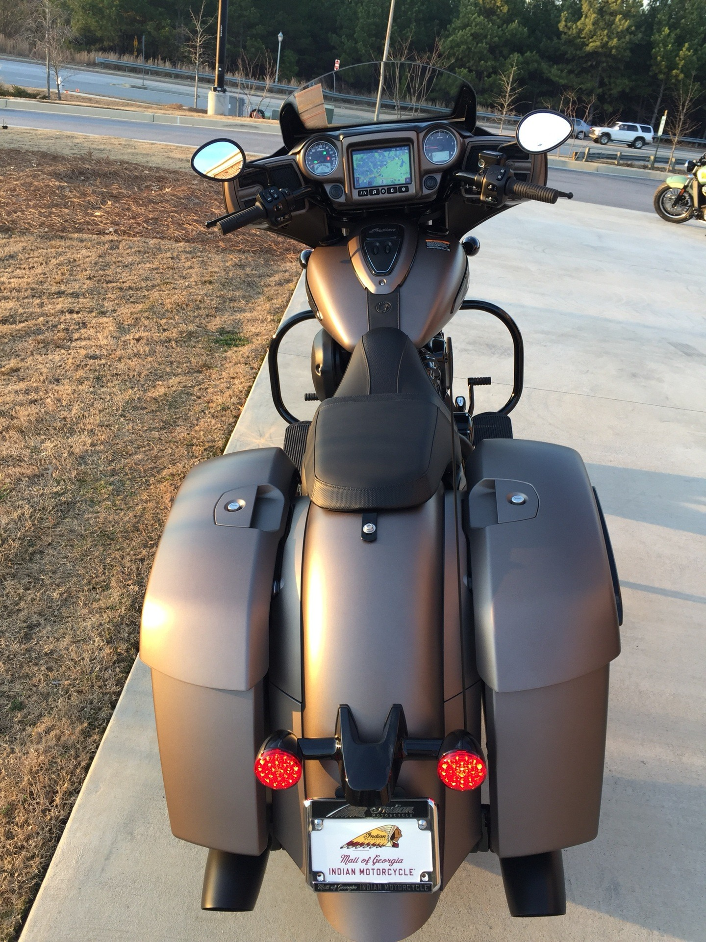 2019 Indian Chieftain® Dark Horse® ABS in Buford, Georgia - Photo 3