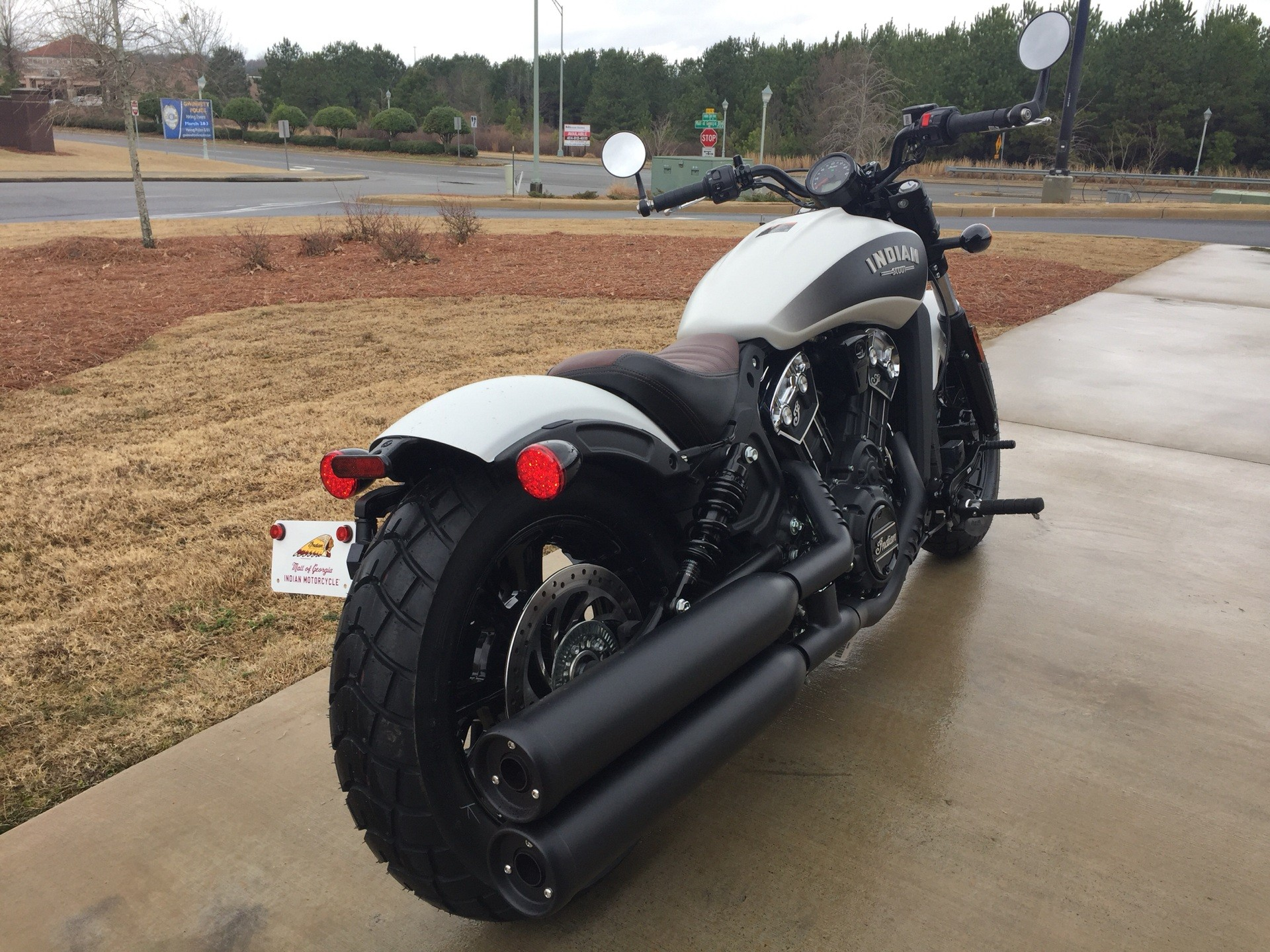 2019 Indian Scout® Bobber ABS in Buford, Georgia - Photo 4