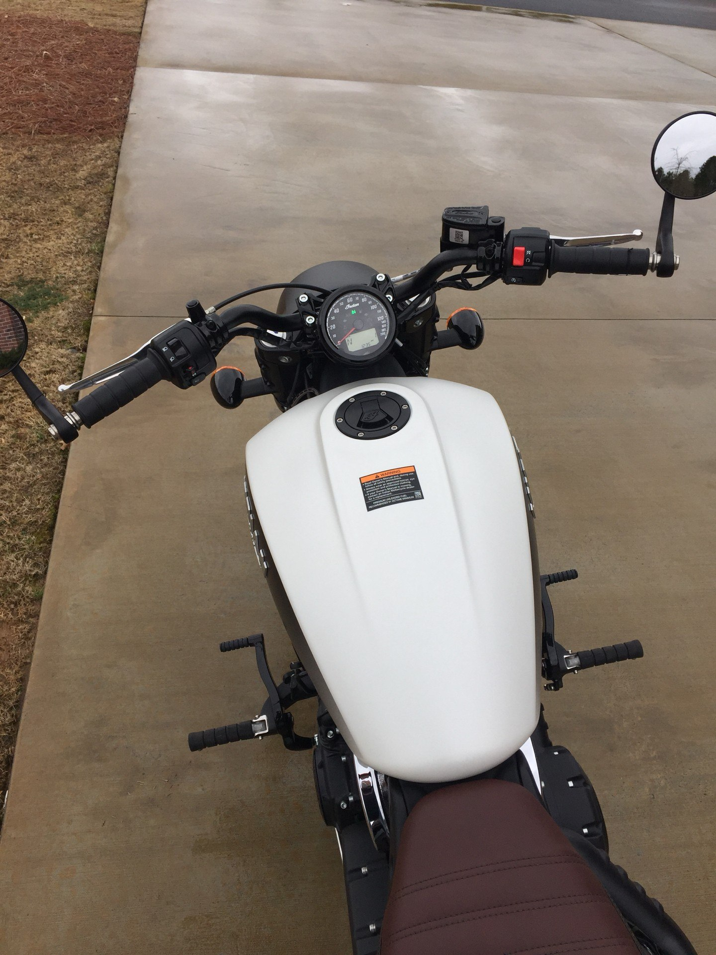 2019 Indian Scout® Bobber ABS in Buford, Georgia - Photo 8