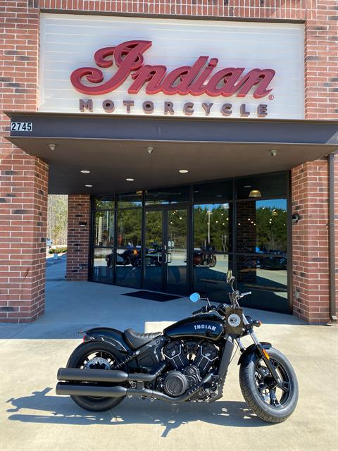 2021 Indian Scout® Bobber Sixty in Buford, Georgia - Photo 1