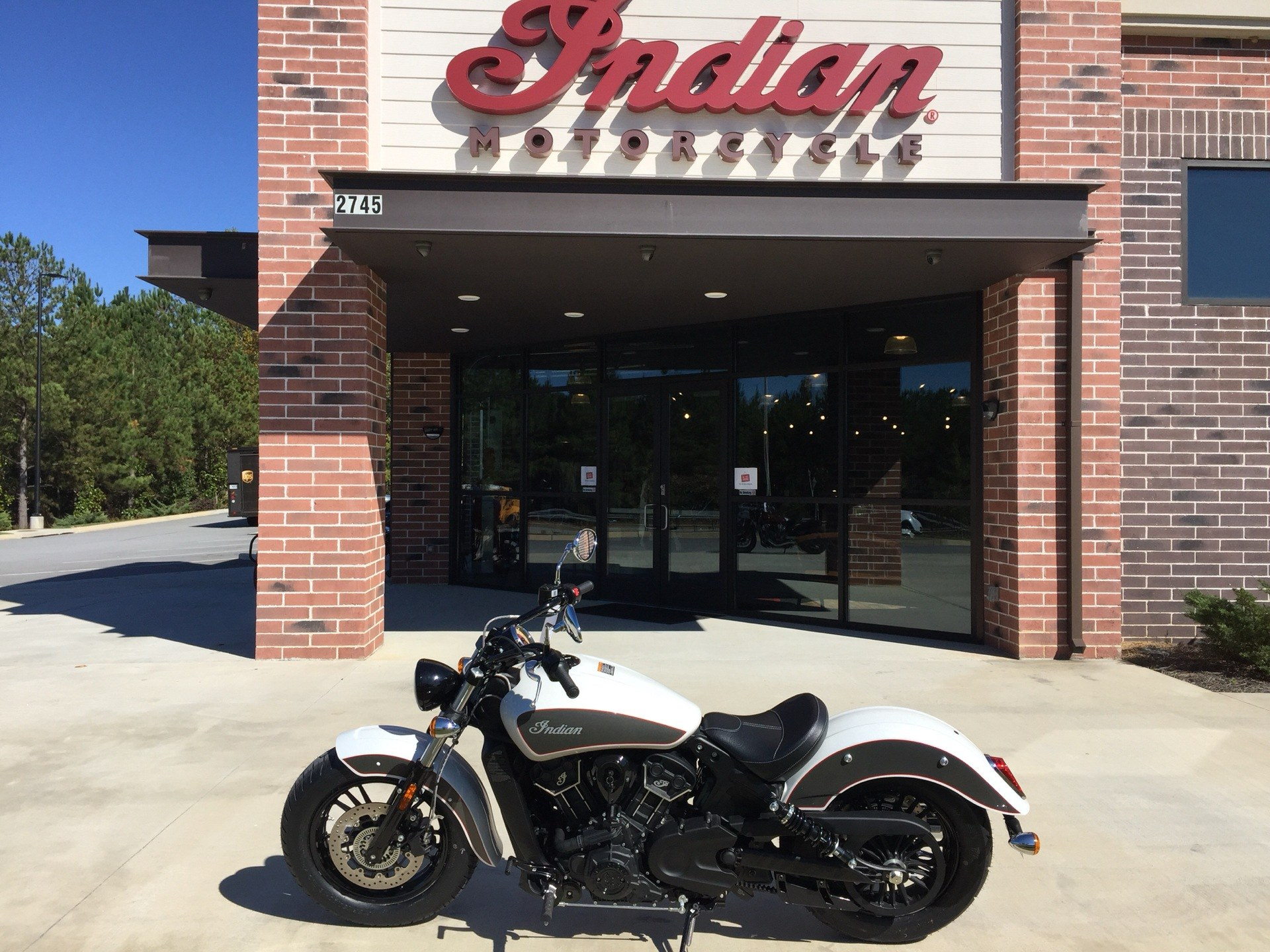 2020 Indian Scout® Sixty ABS in Buford, Georgia - Photo 1