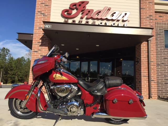 2018 Indian Chieftain® Classic in Buford, Georgia