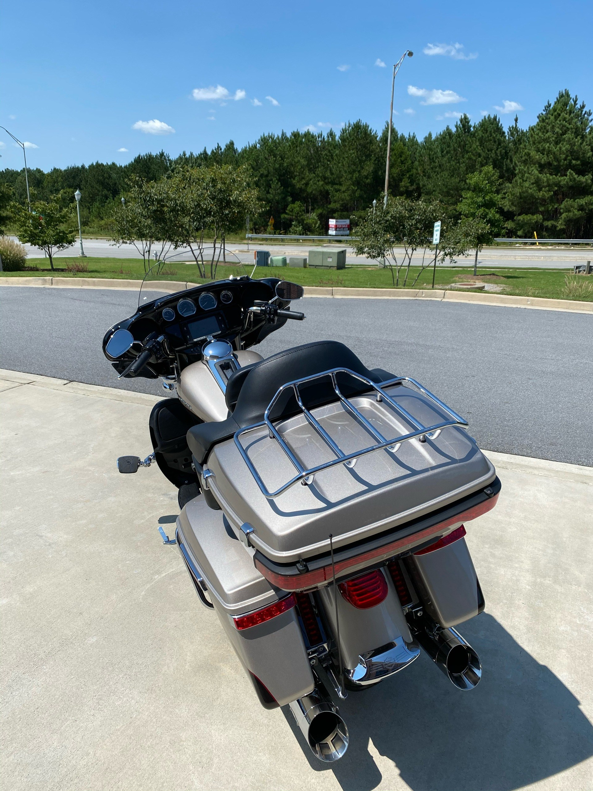 2018 Harley-Davidson Ultra Limited in Buford, Georgia - Photo 3