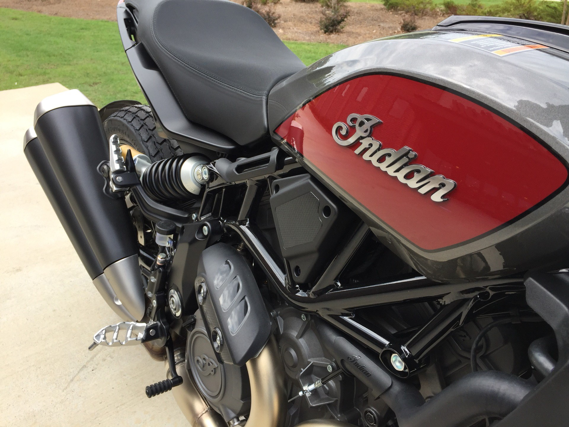 2019 Indian FTR™ 1200 S in Buford, Georgia - Photo 9