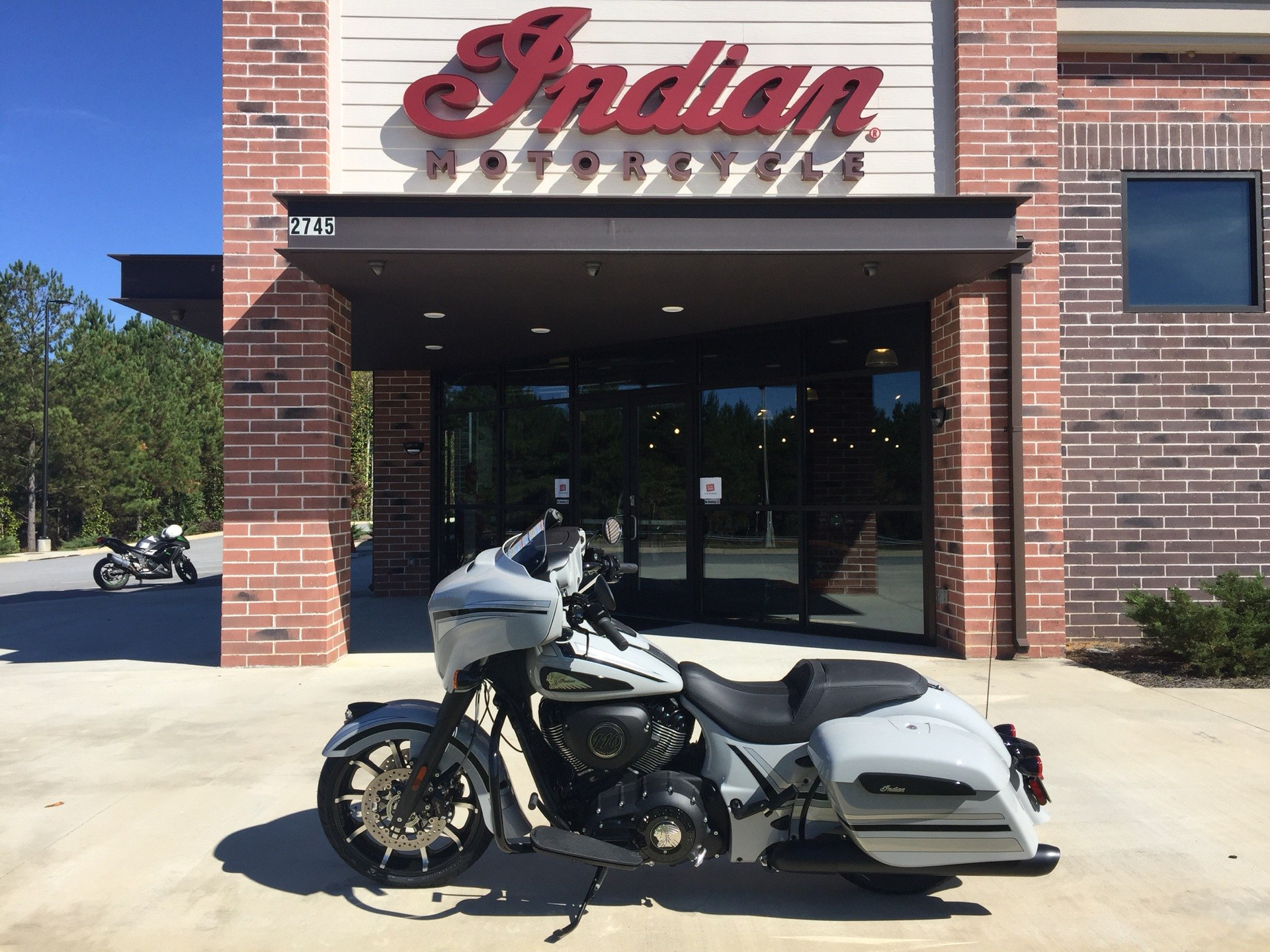 2020 Indian Chieftain® Dark Horse® Icon Series in Buford, Georgia - Photo 1