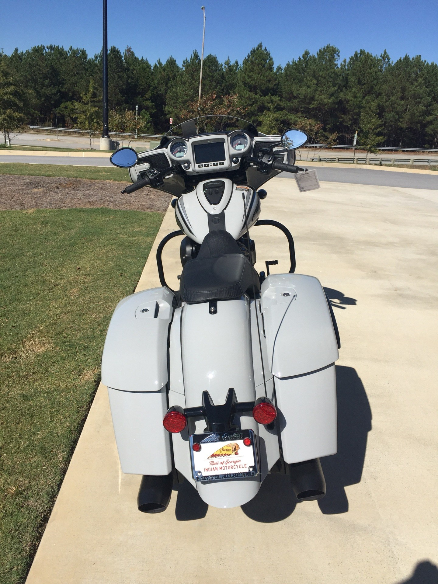 2020 Indian Chieftain® Dark Horse® Icon Series in Buford, Georgia - Photo 2