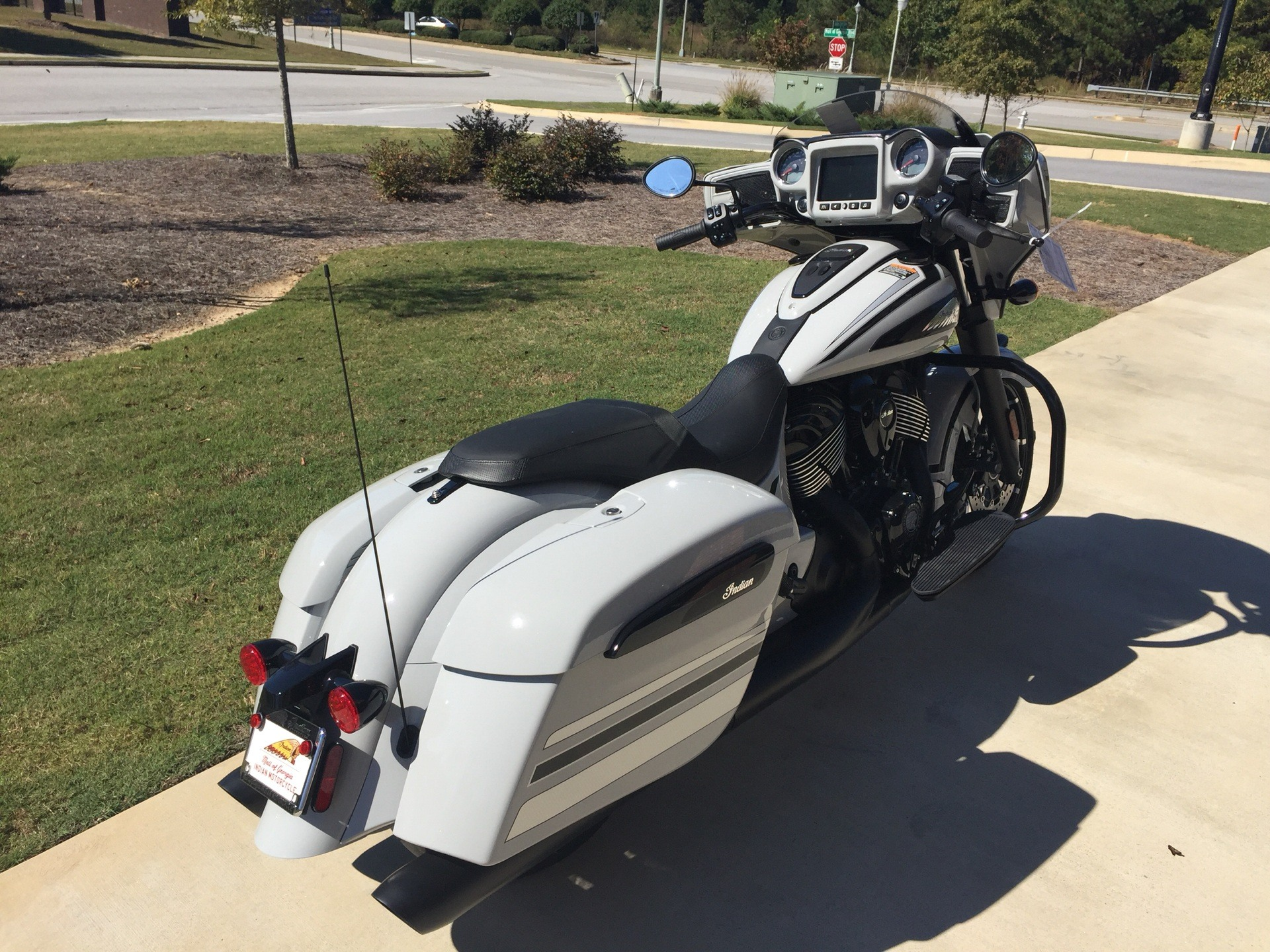 2020 Indian Chieftain® Dark Horse® Icon Series in Buford, Georgia - Photo 3