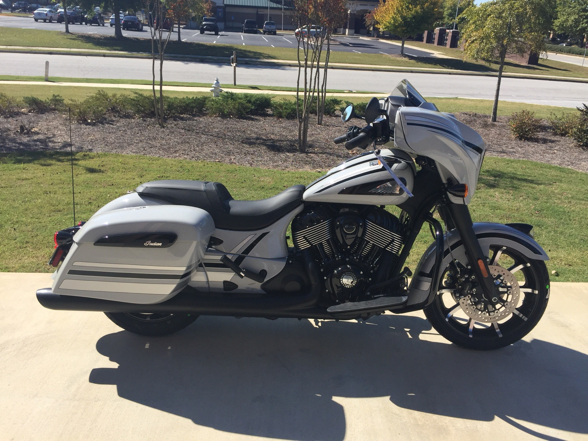 2020 Indian Chieftain® Dark Horse® Icon Series in Buford, Georgia - Photo 4