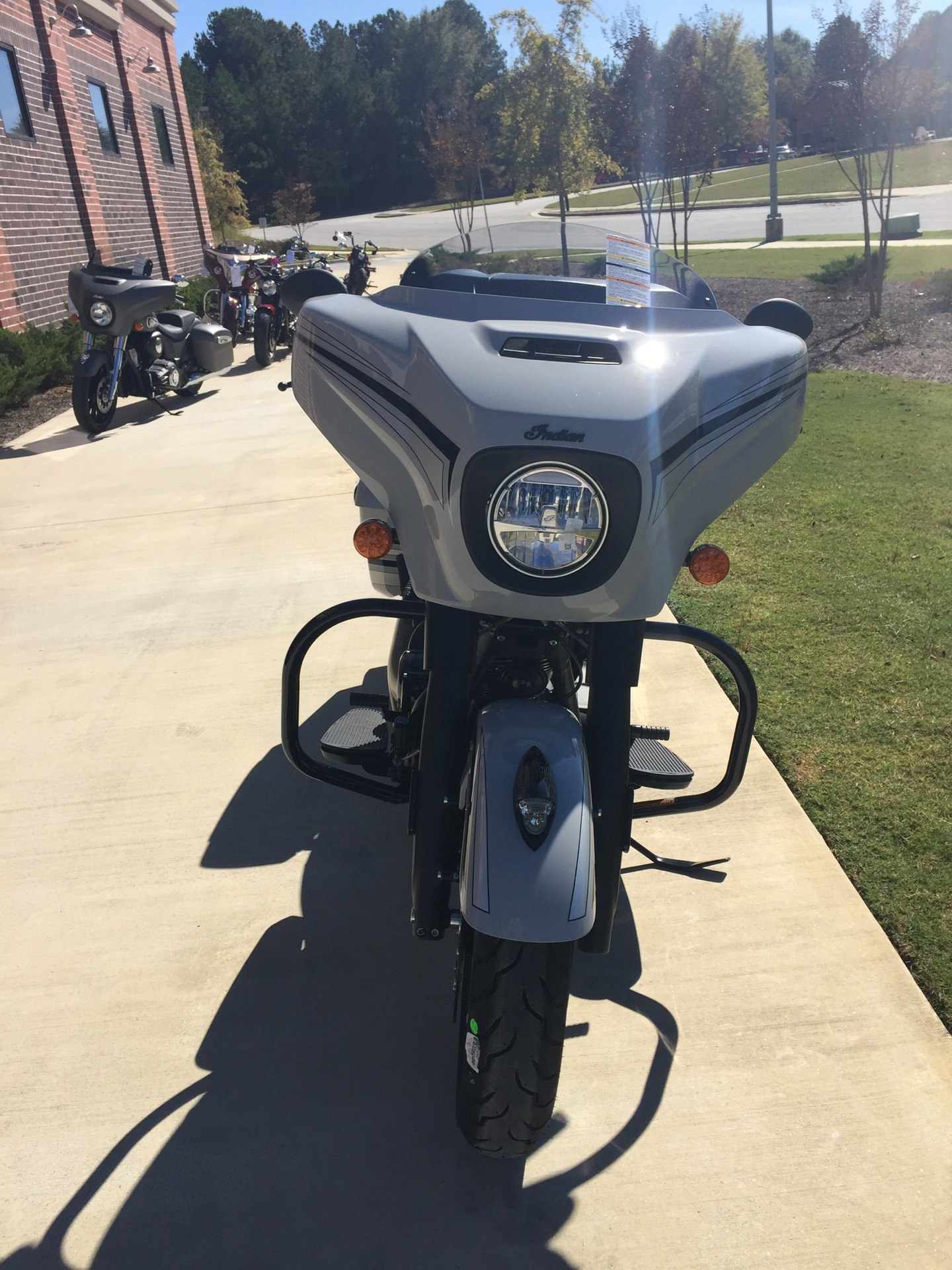 2020 Indian Chieftain® Dark Horse® Icon Series in Buford, Georgia - Photo 5