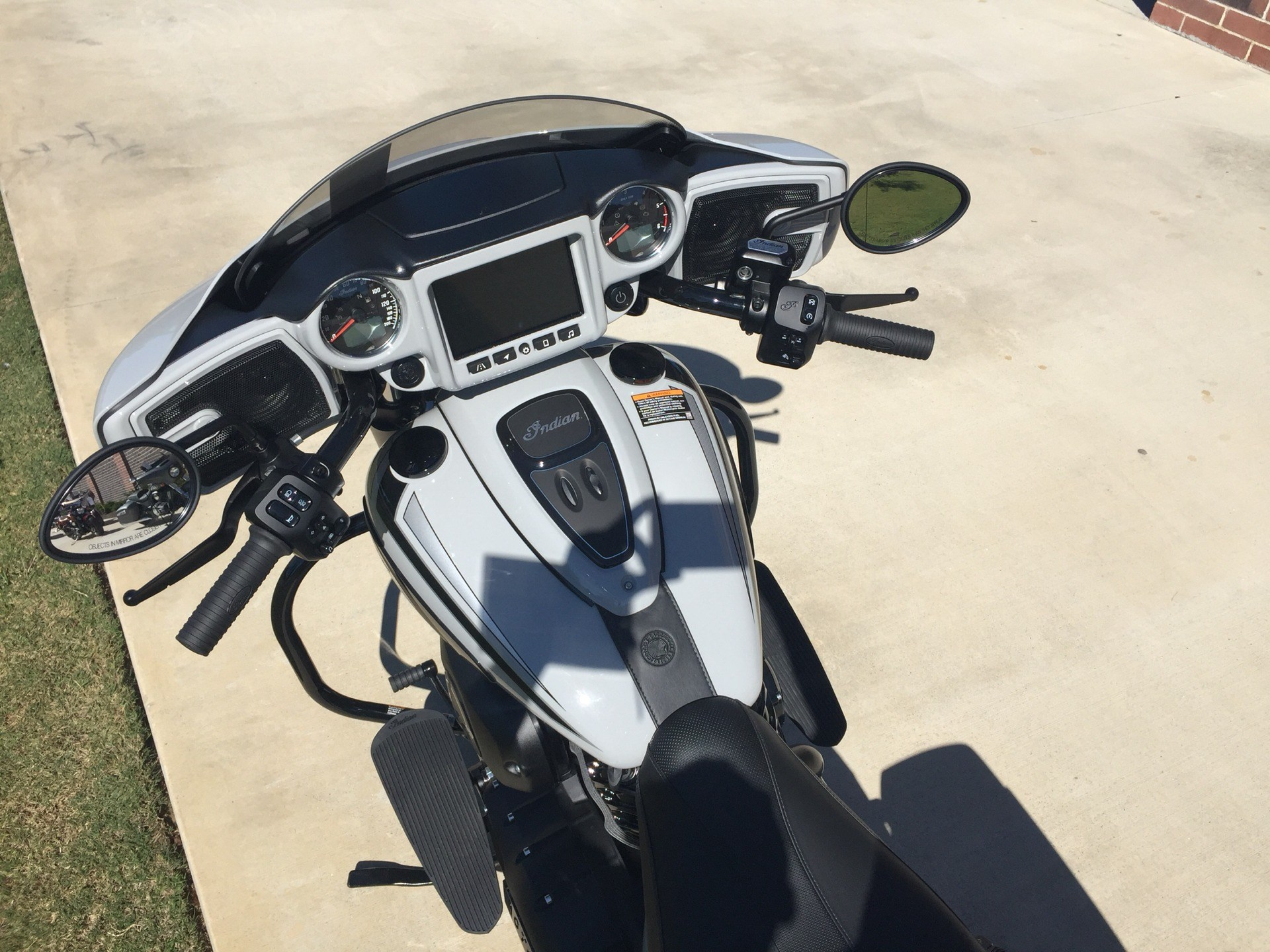 2020 Indian Chieftain® Dark Horse® Icon Series in Buford, Georgia - Photo 6