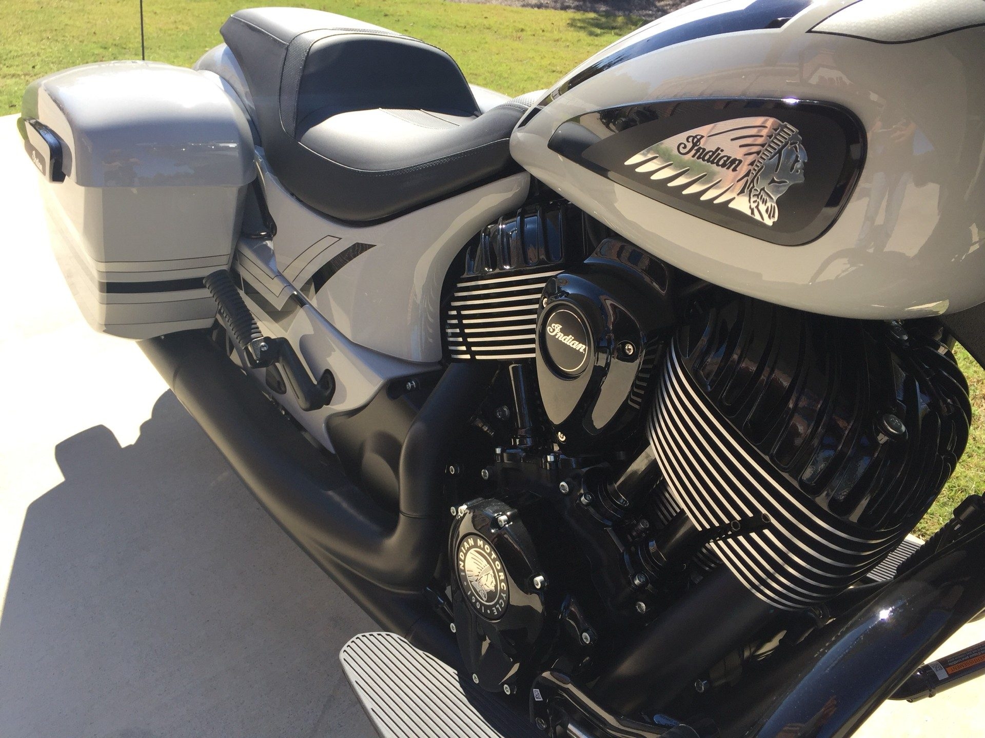 2020 Indian Chieftain® Dark Horse® Icon Series in Buford, Georgia - Photo 8