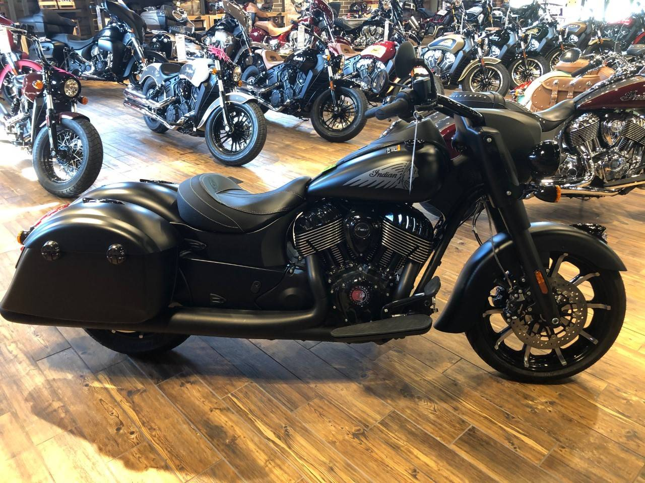 2019 Indian Springfield® Dark Horse® ABS in Buford, Georgia