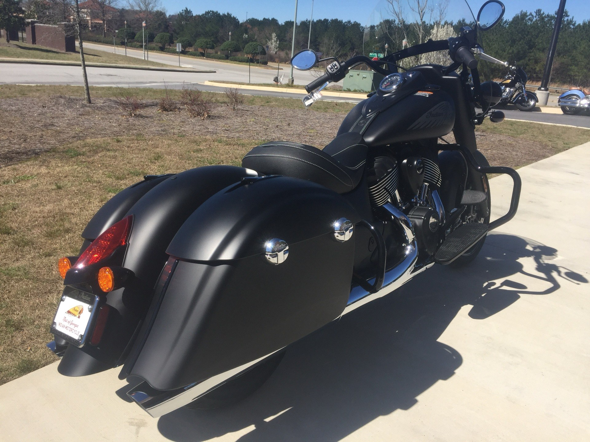 2019 Indian Springfield® Dark Horse® ABS in Buford, Georgia - Photo 4