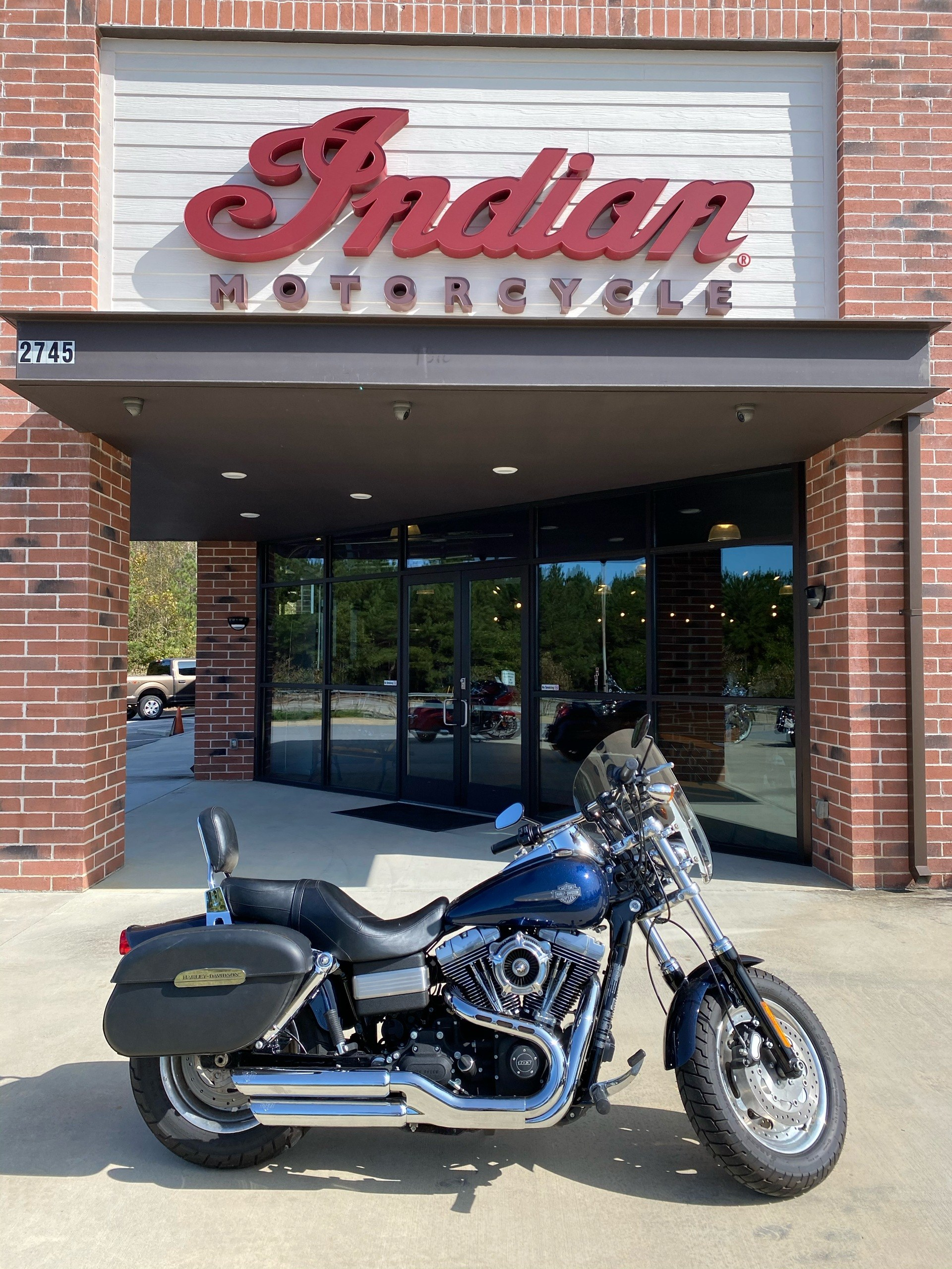 2012 Harley-Davidson Dyna® Fat Bob® in Buford, Georgia - Photo 1